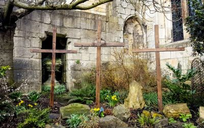 Touch Base May 2020 – Eastertide – York City Centre Churches